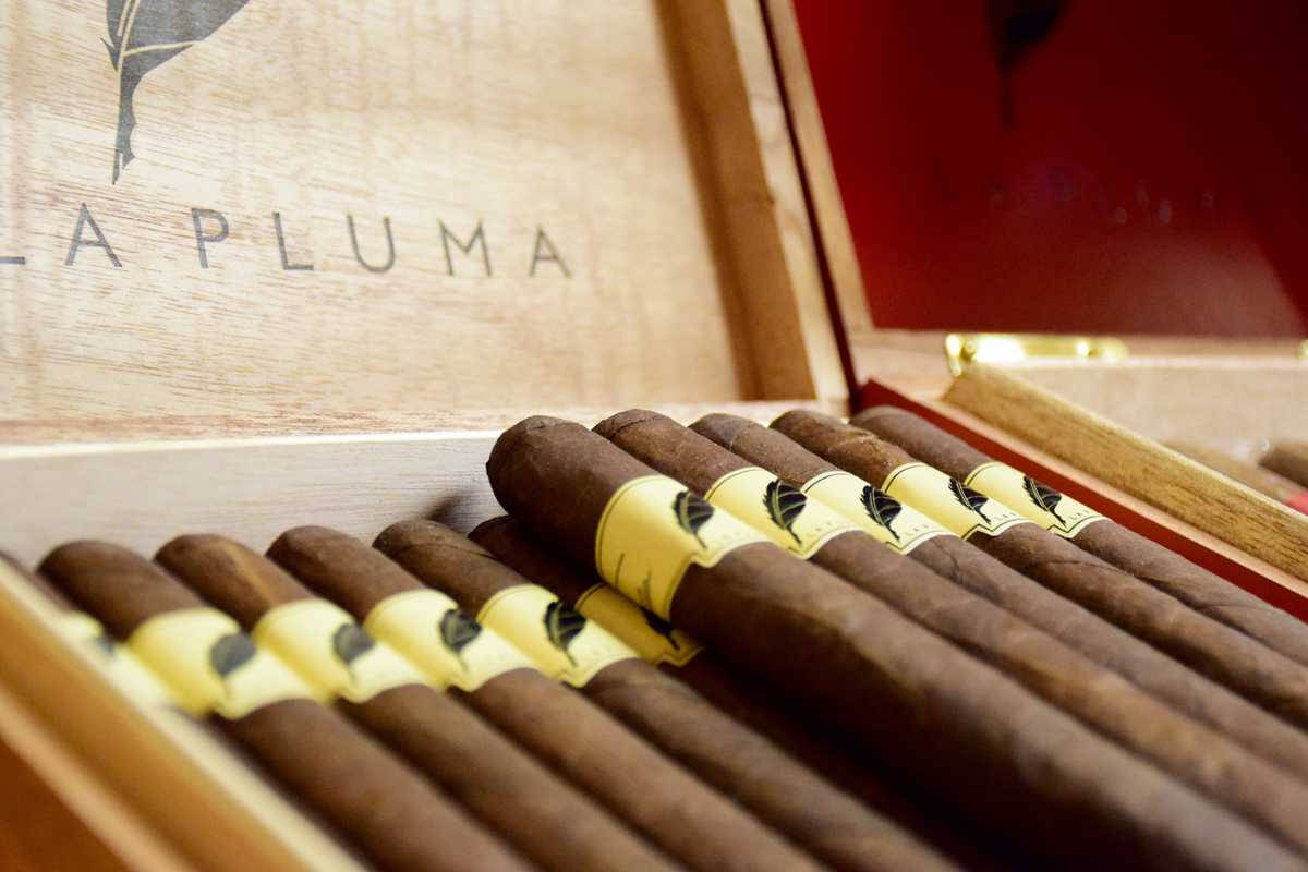 Dirty Dog Cigar Shoope - La Pluma